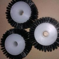 高速卷筒纸分切机专用毛刷轮压纸轮