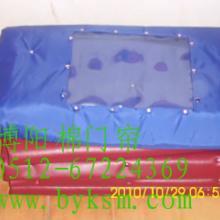 供应上海快速卷门 PVC折叠门 PVC隔断-苏州博阳上海快速卷门图片