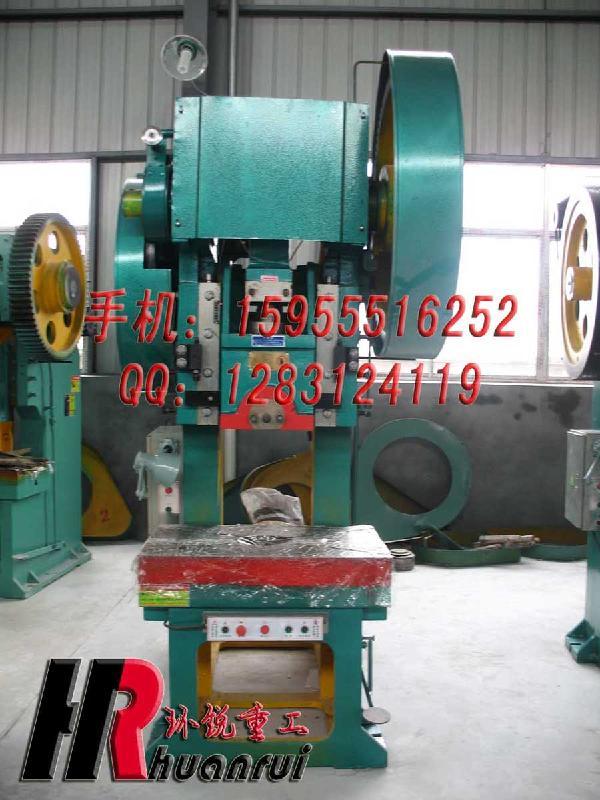山西J21-80锻压机床临汾80吨开式固定台普通压力机运城冲床生产商