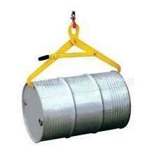 油桶吊夹半自动型 油桶搬运车 吊车油桶夹