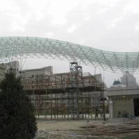 供应钢网架专业加工制作