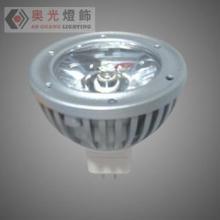12V LED灯杯3W LED射灯 LED灯泡 珠宝射灯 柜台灯