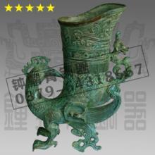 2012送什么礼品给领导有档次 送什么礼品给客户有新意 钟鼎青铜器