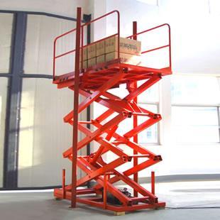 供应固定式液压升降机图片图片