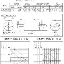 供应马达电机030微型直流电机质好价廉工厂直销图片