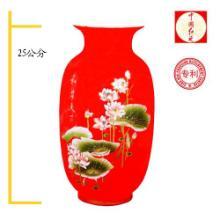 陕西醴陵红瓷花瓶,陕西醴陵红瓷花瓶,陕西醴陵红瓷花瓶,陕西醴陵
