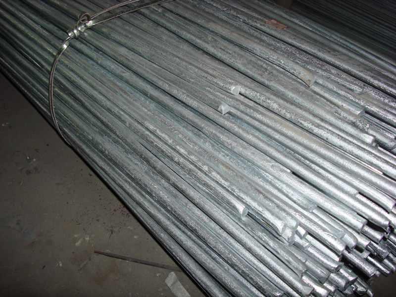 供应热镀锌圆钢扁钢角槽