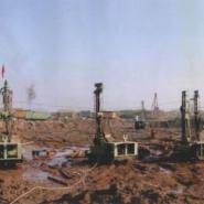 钻深井打深井工程降水地源热泵水空图片
