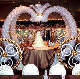 供应气球装饰婚房如何装饰婚房