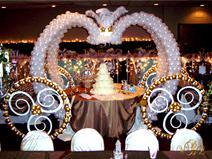 供应皇冠信誉 澳洲进口爱心球 爱心气球花 婚礼婚房装饰 皇冠信誉