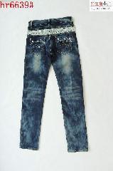 牛仔裤图片/牛仔裤样板图 (1)
