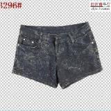 供应2011女装新品夏装气质牛仔裤