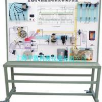 发动机电控燃油喷射实物演示装置