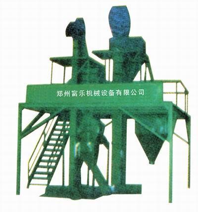 供应1000型五路饲料机组厂家直销大中小型饲料加工机组生产线