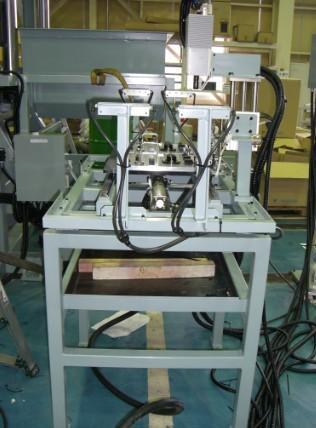 供应上海专业生产压铸铝铸件气动刻字机图片