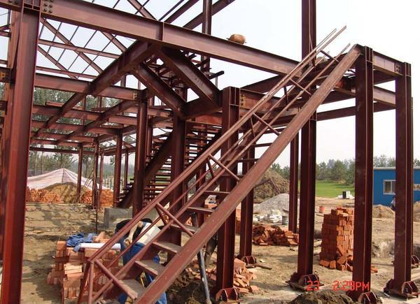 供应常州钢结构平台制作设计报价