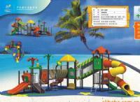 供应广州天河儿童组合滑梯供应商