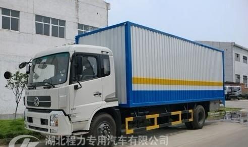供应东风天锦厢式货车|大型厢式货车价格图片