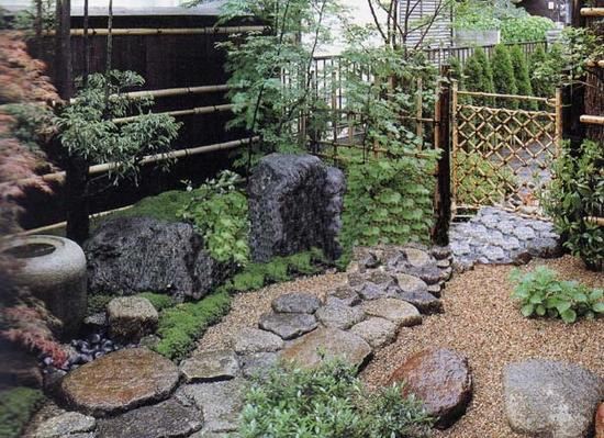 供应别墅庭院别墅景观设计园林景观图片