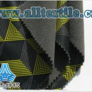 涤纶麂皮绒复合针织布图片