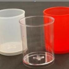 供应塑料蜡烛器皿
