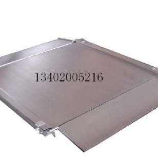 电子地磅2吨电子磅秤图片