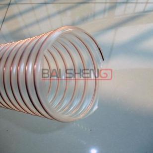 木工吸尘管伸缩通风管塑料耐磨风管图片