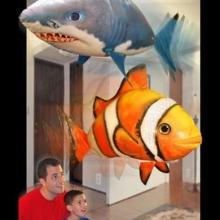 供应广州最畅销玩具铝箔鲨鱼批发报价批发
