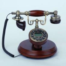 供应实木仿古电话机MT-203A批发