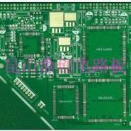 感光绿油喷锡pcb板网板印制线路板图片