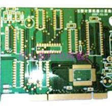 供應金手指鎳金印刷線路板綠漆噴錫pcb圖片