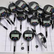 供应数显百分表千分表数显位移传感器/数据采集装置/数据采集软件南京