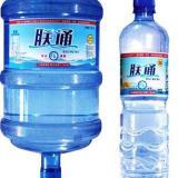供应深圳市最大的饮用水瓶贴不干胶印刷