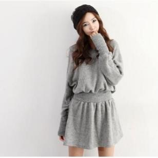 2011韩版秋季秋装新款连衣裙图片