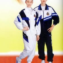 学校学生装立领校服套装学生西服套头卫衣长袖韩版拉链开衫运动装图片