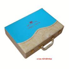 供应面部保养皮套盒胶原蛋白包装礼盒批发