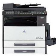 柯尼卡美能达220复印机图片
