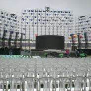 大型表演舞台设备租赁图片
