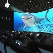 3D电影院设备图片