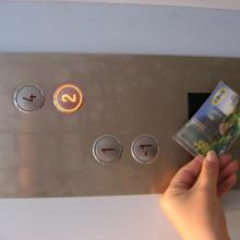 供应电梯控制管理设备