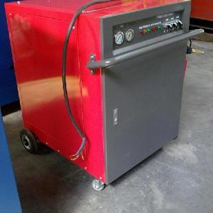 油田去油专用高温电加热蒸汽清洗机图片