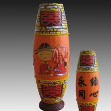 供应软陶工艺品人偶花瓶存钱罐