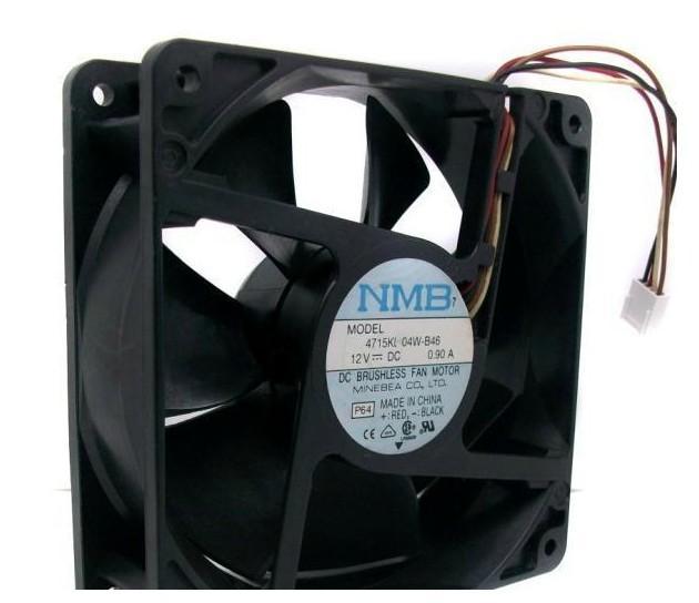 供应NMB12038 12V 4715KL-04W-B46风扇