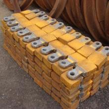 供应金属破碎机的锤头筛条13525580527