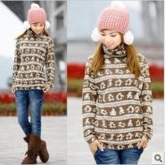 2011新款高领女装韩打底衫毛衣图片