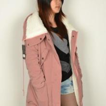 外套女冬装童装风衣女今年最新款韩版外套