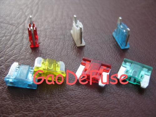 Mini插片保险丝/日式短脚型插片保险丝