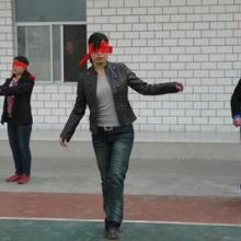 供应户外拓展训练项目——盲人找鞋