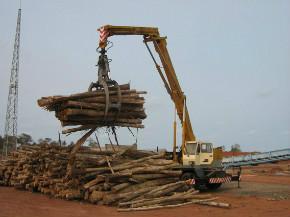 供应刨花板木材原料装卸码高设备