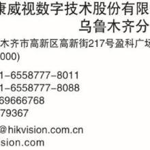 海康威视新疆分公司(国内安防监控第一品牌)
